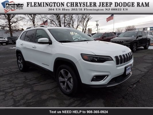 Jeep Dealers Nj >> 2020 Jeep Cherokee Limited