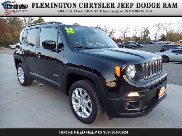 2018 chrysler dodge jeep ram renegade latitude. Black Bedroom Furniture Sets. Home Design Ideas